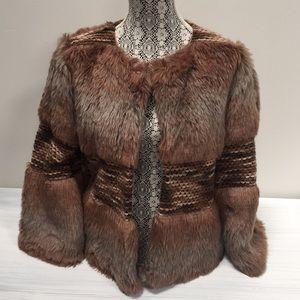 Lola Faux Fur BNWT